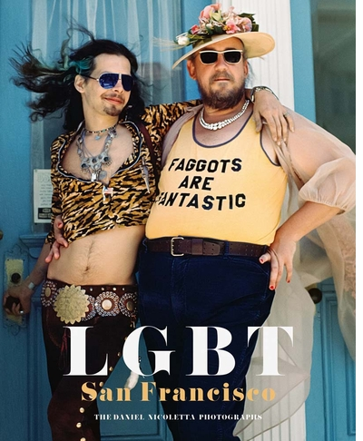 Daniel Nicoletta to sign 'LGBT: San Francisco' after Metrograph screening of 'The Times of Harvey Milk'