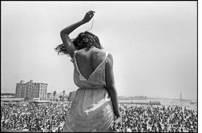 "Dennis Stock: ""Venice Beach Rock Festival"" (1968)"