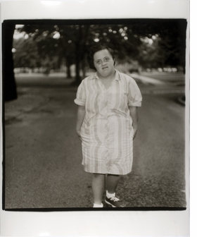 "Featured image, <i>Untitled</i>, 1971, is reproduced from Aperture's <a href=""http://www.artbook.com/9781597111904.html"">Diane Arbus: Untitled</a>."