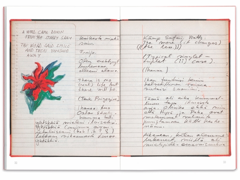 Documenta Notebooks: Erkki Kurenniemi
