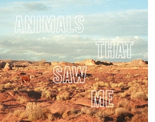 Ed Panar: Animals That Saw Me