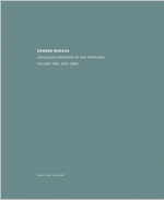 Ed Ruscha: Catalogue Raisonné of the Paintings, Volume II
