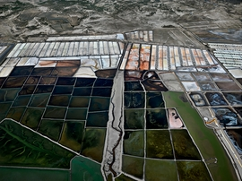 Featured image is reproduced from 'Edward Burtynsky: Salt Pans.'
