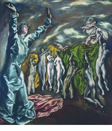 El Greco and Modernism