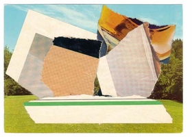 "This featured image, Ellsworth Kelly's collage <i>Dolder Grand, 1977</i>, is from <a href=""9781935202134.html"">Ellsworth Kelly: Thumbing through the Folder, A Dialogue on Art and Architecture with Hans Ulrich Obrist</a>, published by Walther König and D.A.P."