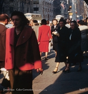 Ernst Haas: Color Correction
