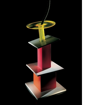 Featured image is reproduced from 'Ettore Sottsass: The Glass.'