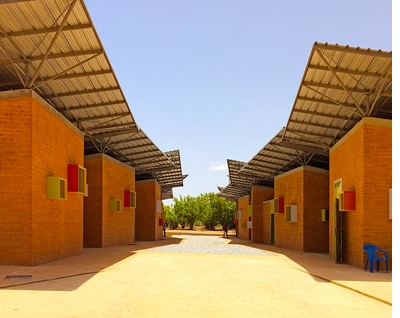Exceptional architecture in 'Francis Kéré: Radically Simple'