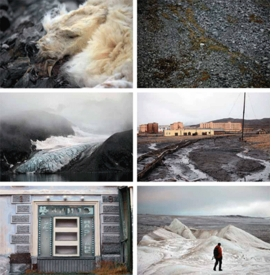 Featured images are reproduced from <I>Expedition Svalbard</I>.