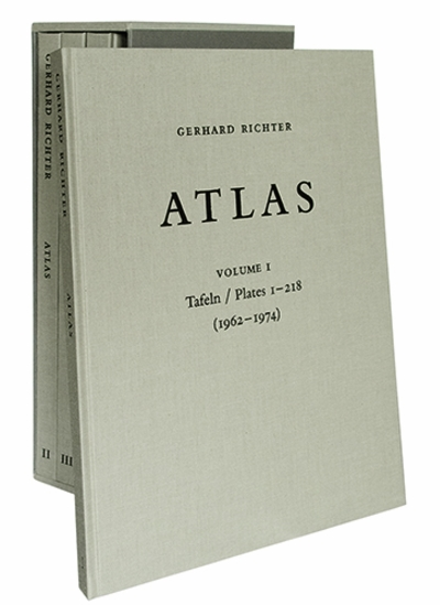 Exquisite: Gerhard Richter: Atlas, Limited Edition