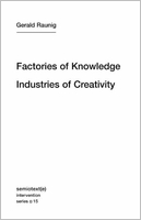 Factories of Knowledge