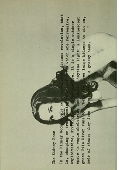 Fantastic Architecture: Carolee Schneemann Parts of a Body House