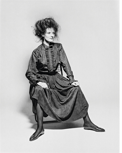 Fashion Week Favorite: Terence Donovan: Portraits, Grace Coddington
