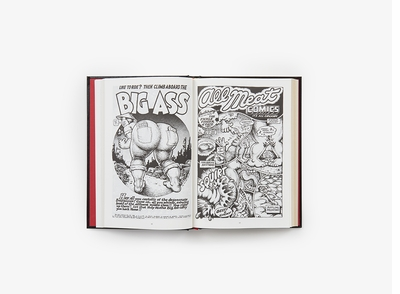 Filthier than ever: R. Crumb's 'Bible of Filth'