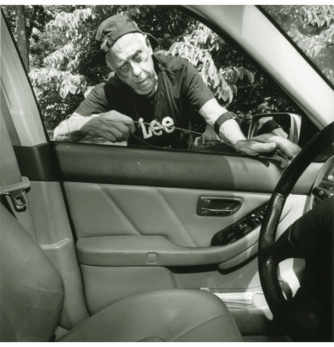 Five Decades of Photographer Lee Friedlander's Monographs at Pratt Institute