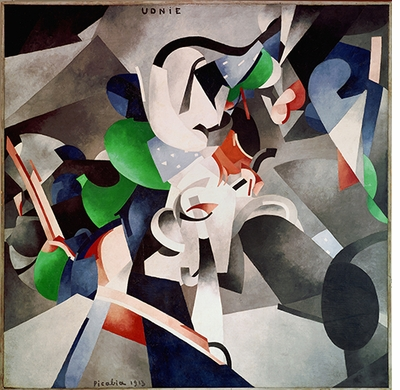 Francis Picabia: Our Heads Are Round so Our Thoughts Can Change Direction, Udnie