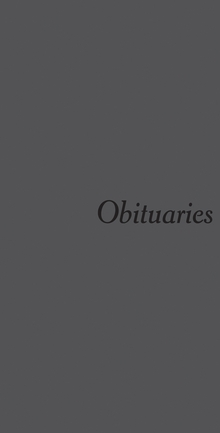 Gabriel Orozco: Obituaries