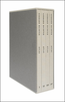 Gerhard Richter: Atlas, in Four Volumes