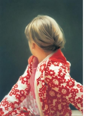 "Gerhard Richter, ""Betty"" (1988) is reproduced from <I>Gerhard Richter: Panorama</I>."