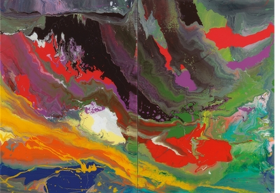 Going beyond this senseless existence: Gerhard Richter