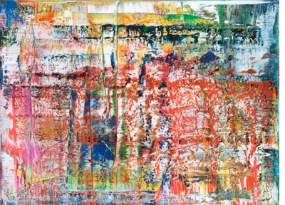 "Gerhard Richter ""Strip Paintings"" at Marian Goodman, New York"