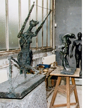 Featured image is reproduced from 'Germaine Richier: Sculpture 1934–1959.'