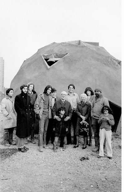 Get utopian Earth Day inspiration from 'Charas: The Improbable Dome Builders'