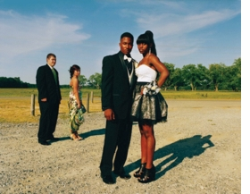 "Featured image, ""Couples arriving at the integrated prom, 2011"", is reproduced from <I>Southern Rites</I>."