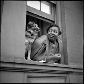 Featured image is reproduced from 'Gordon Parks: Collected Works.'