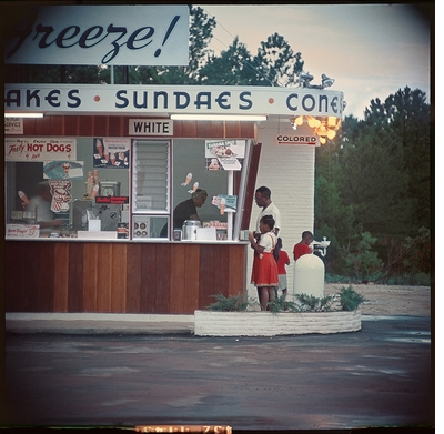 Gordon Parks: Segregation in the South