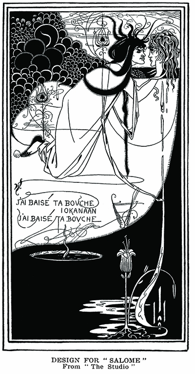 Grotesque, sensual and erotic: The Art of Aubrey Beardsley