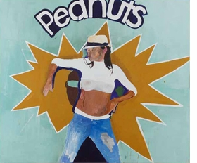"""Peanuts"" (2007) is reproduced from <I>Henry Taylor</I>."