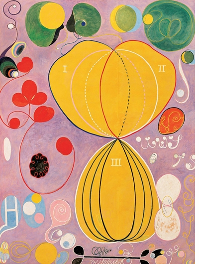 Hilma af Klint: Painting the Unseen, Adulthood, Ten Largest Series