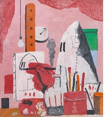 How we love 'Philip Guston & the Poets'