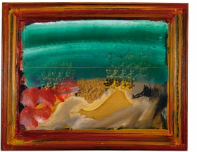 Featured image is reproduced from 'Howard Hodgkin: Absent Friends.'