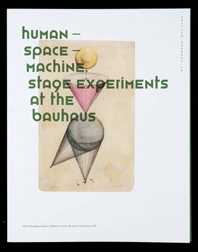 Human–Space–Machine