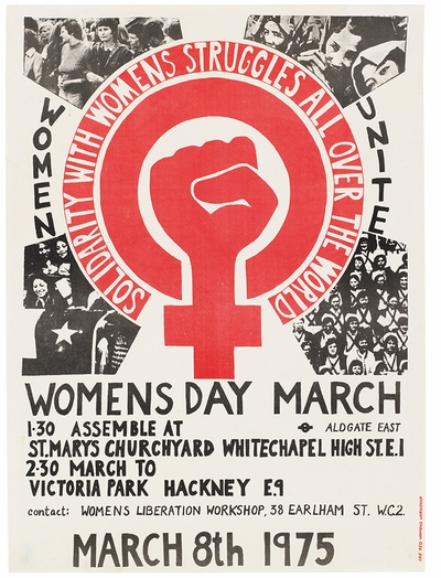 Celebrate International Women's Day… 1975 to now!