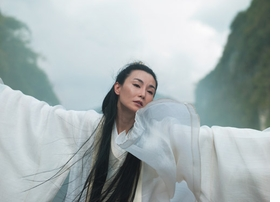 "Featured image, ""Maiden of Silence (Ten Thousand Waves)"" (2010), is reproduced from <I>Isaac Julien: Riot</I>. Image is courtesy of the artist, Metro Pictures, New York and Victoria Miro Gallery, London"