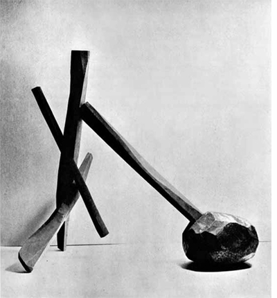Isamu Noguchi: A Sculptor's World: The Victim