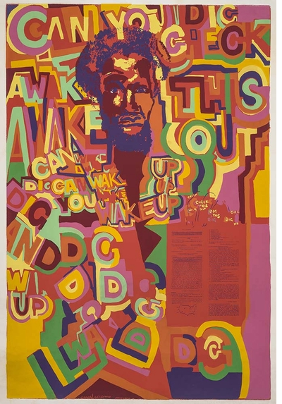It's NATION TIME! Celebrate art in the age of Black Power with 'Soul of a Nation'