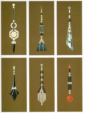 Featured images are reproduced from 'Italian Jewelry of the 20th Century.'