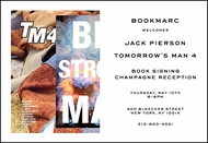 Jack Pierson to launch 'Tomorrow's Man 4' at BOOKMARC NYC