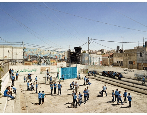 James Mollison: Playground, Photographs of children at play around the world