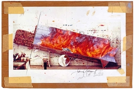 Featured image is reproduced from 'James Rosenquist: Four Decades.'