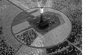 Featured image is reproduced from <I>Jamey Stillings: The Evolution of Ivanpah Solar</I>.