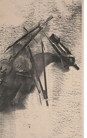 "Jay DeFeo, ""Untitled"", 1979, is reproduced from <i>Jay DeFeo</i>."