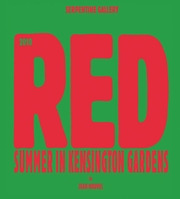 Jean Nouvel: Red Summer in Kensington Gardens