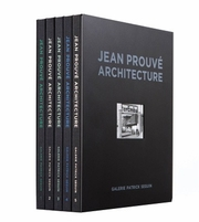 Jean Prouvé: 5 Volume Box Set