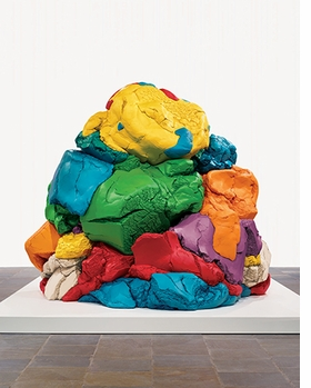 Featured image is reproduced from 'Jeff Koons: Now.'