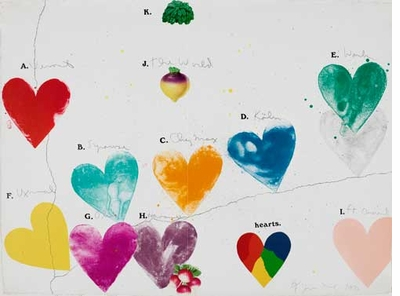 Jim Dine: Be Mine